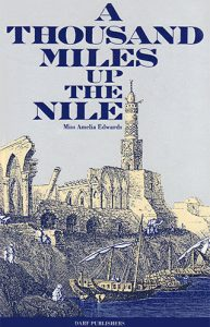 A Thousand Miles Up the Nile | 9781850772279 | Darf Publishers