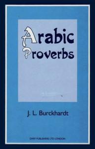 Arabic Proverbs | 9781850771838 | Darf Publishers