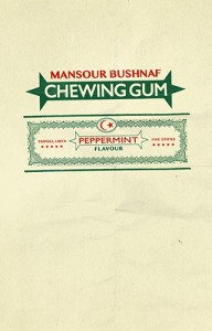 Chewing Gum | 9781850772729 | Darf Publishers