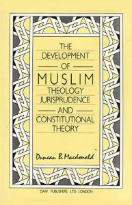 The Development of Muslim Theology