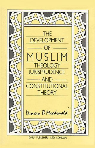 The Development of Muslim Theology