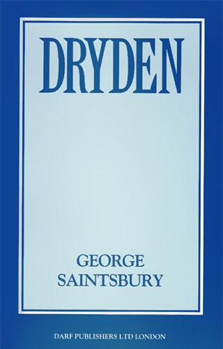 Dryden | 9781850772095 | Darf Publishers