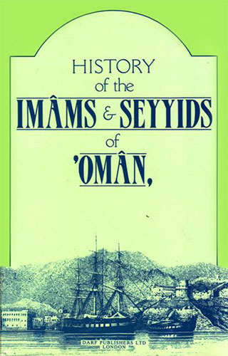 History of the Imams & Seyyids of Oman | 9781850771296 | Darf Publishers