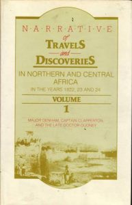 Narrative of Travels and Discoveries in Northern and Central Africa Vol. I | 9781850770572 | Darf Publishers