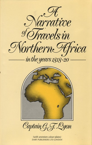 A Narrative of Travels in North Africa in the Years 1818-30 | 9781850770329 | Darf Publishers