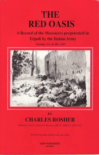 The Red Oasis | 9781850772408 | Darf Publishers
