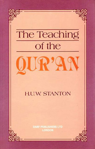 The Teaching of the Qur'an | 9781850771579 | Darf Publishers
