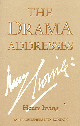 The Drama Addresses | 9781850771852 | Darf Publishers