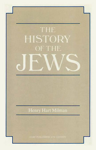 The History of the Jews | 9781850771333 | Darf Publishers