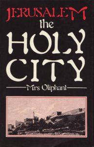Jerusalem – the Holy City | 9781850770831 | Darf Publishers