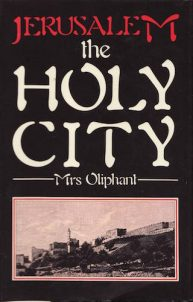 Jerusalem – the Holy City | 9781850770831 | Darf Publishers