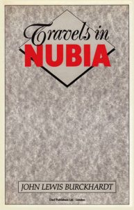 Travels in Nubia |  | Darf Publishers