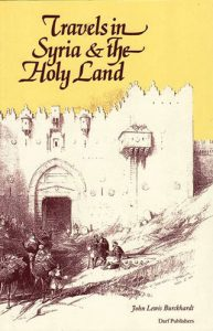 Travels in Syria and the Holy Land |  | Darf Publishers
