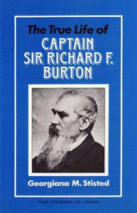 The True Life of Captain Sir Richard F. Burton | 9781850770497 | Darf Publishers