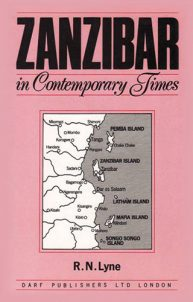 Zanzibar in Contemporary Times |  | Darf Publishers