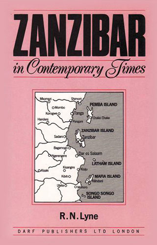 Zanzibar in Contemporary Times |  | Darf Publishers