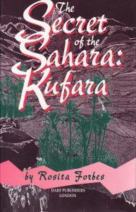 The Secrets of the Sahara: Kufara   9781850772477   Darf Publishers