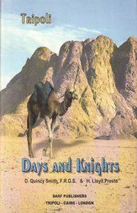 Tripoli: Days and Knights |  | Darf Publishers