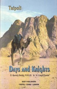 Tripoli: Days and Knights |  | Darf Publishers