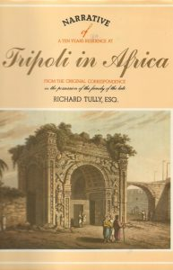 Narrative of a Ten Years Residence at Tripoli in Africa | 9781850770060 | Darf Publishers